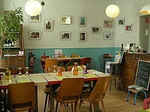 Photo tables intérieures